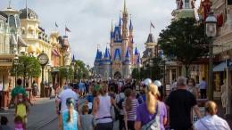 Disney World in Florida öffnet wieder seine Pforten