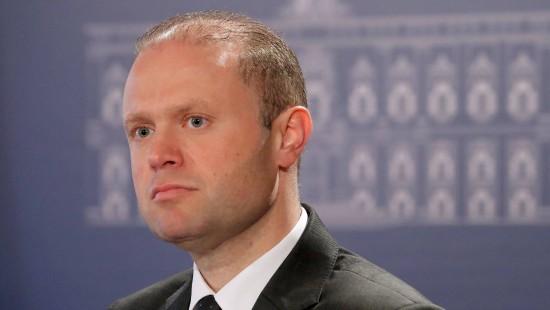 Maltas Regierungschef Muscat kündigt seinen Rücktritt an