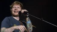Ed Sheeran verlässt Twitter