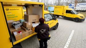Umweltministerin will Zuschuss für E-Lieferwagen auf 7000 Euro anheben