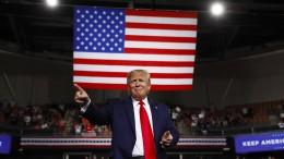 Mehrere Bundesstaaten verklagen Trump-Regierung