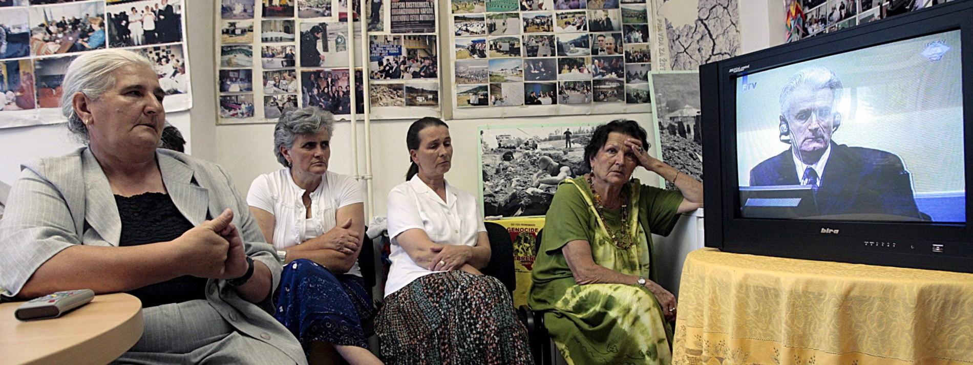 Die langen Schatten von Srebrenica
