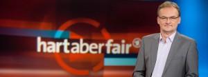 """Frank Plasberg, Moderator von """"Hart aber fair"""""""
