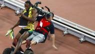 Adidias steigt angeblich bei IAAF aus