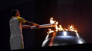 Olympia in Rio beginnt wie ein Traum