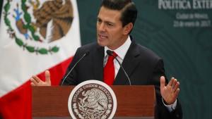 Mexikos Präsident kontert Trumps Pläne