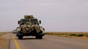 Bürgerkrieg in Libyen verschärft sich