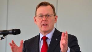 Morddrohungen gegen Ministerpräsident Ramelow