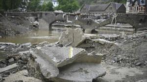 Inzidenz steigt nach dem Hochwasser