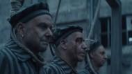 Die Mitglieder von Rammstein im umstrittenen Video XXVIII.III.MMXIX