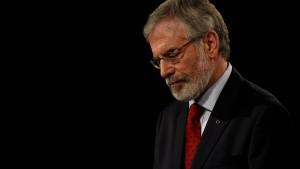 Sinn-Fein-Chef gibt nach fast 35 Jahren Parteivorsitz ab