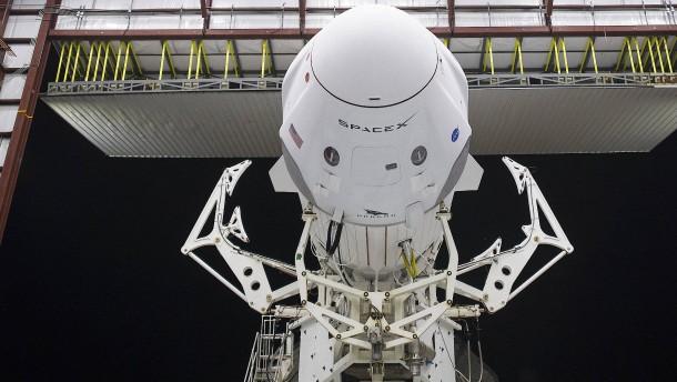 """Wie sich """"SpaceX"""" von Elon Musk etabliert"""