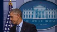 Obamas Selbstzweifel
