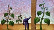 Ökologisch Wirtschaften liegt im Trend: Immer mehr Unternehmen erstellen eigene Nachhaltigkeitsbilanzen.
