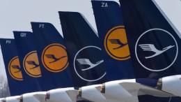 Weshalb die Lufthansa Milliarden-Hilfen bekommen soll