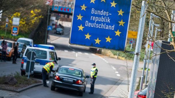 Kein kleiner Grenzverkehr mehr