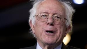 Bekennender Sozialist will Präsident der Vereinigten Staaten werden
