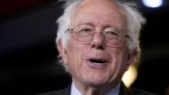 Bernie Sanders will Präsident der Vereinigten Staaten werden
