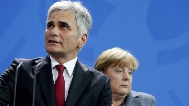 Deutschland weist Österreichs Forderung nach Tagesquoten zurück