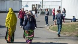 Zahl der Asylanträge deutlich unter dem Vorjahr