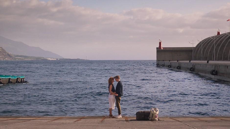 Fernwehstiller und Beziehungs-Tragikomödie: Marleen Lohse und Daniel Strässer in La Palma