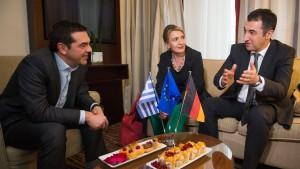 Finanzausgleich für Griechenland