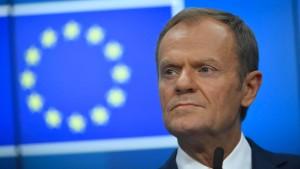 EU lehnt Londons Forderungen ab