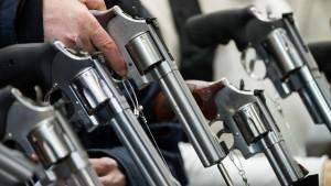 Im Schnitt besitzt jeder Bürger ein Gewehr
