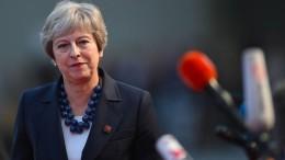 EU spricht sich fast einhellig für zweites Brexit-Votum aus