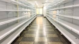 Mann nach zehn Jahren tot in Supermarkt gefunden