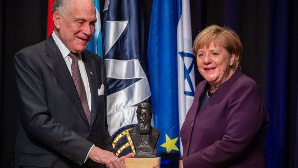 Jüdischer Weltkongress warnt vor Judenhass
