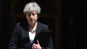 Atempause für Theresa May