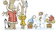 Was tun bei Frostschäden im Garten?