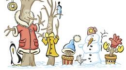 Frostschutz im Garten