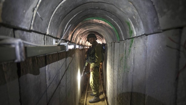 Mit Hightech gegen die Tunnelgräber