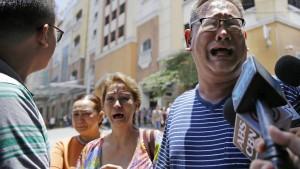 Terror oder Raub in Manila?