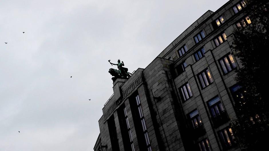 Die tschechische Nationalbank in Prag: Lohnt sich das Investment in osteuropäische Aktien?