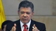 Präsident Santos entlässt Armeeführung