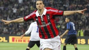 Ibrahimovic kehrt zum AC Mailand zurück