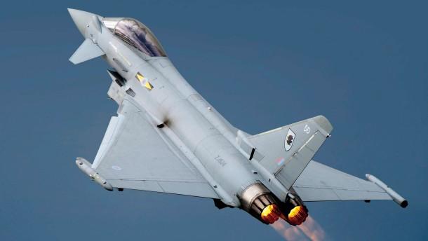 """""""Eurofighter"""" wird deutlich teurer als geplant"""