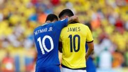 Kolumbien wahrt WM-Chance – Argentinien droht Aus