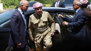Kurden wollen über Unabhängigkeit abstimmen
