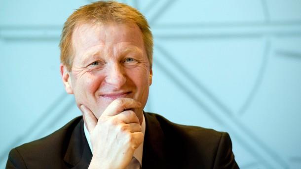 Der wichtigste Innenpolitiker der SPD