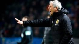 So bereitet Favre den BVB auf Bayern München vor