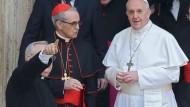 Weckt hohe Erwartungen: Papst Franziskus