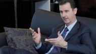 Syriens Staatspräsident Baschar al Assad