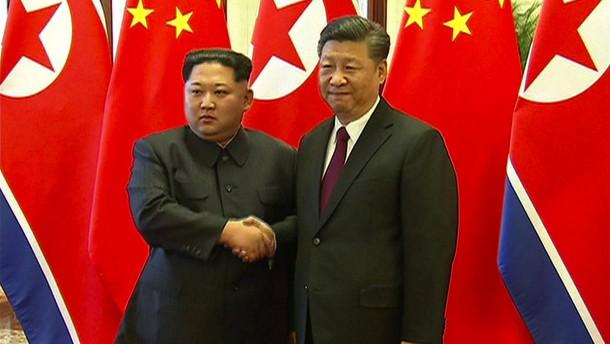 """Kim Jong-un fühlt sich """"der Denuklearisierung verpflichtet"""""""