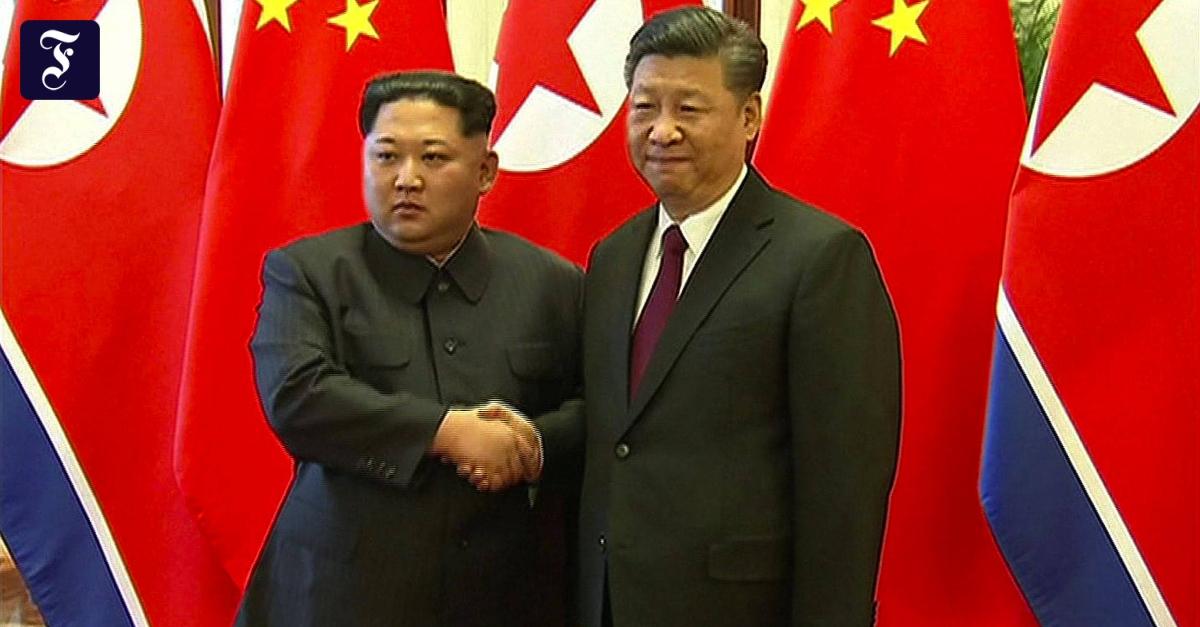 """China bestätigt Staatsbesuch: Kim Jong-un fühlt sich """"der Denuklearisierung verpflichtet"""""""