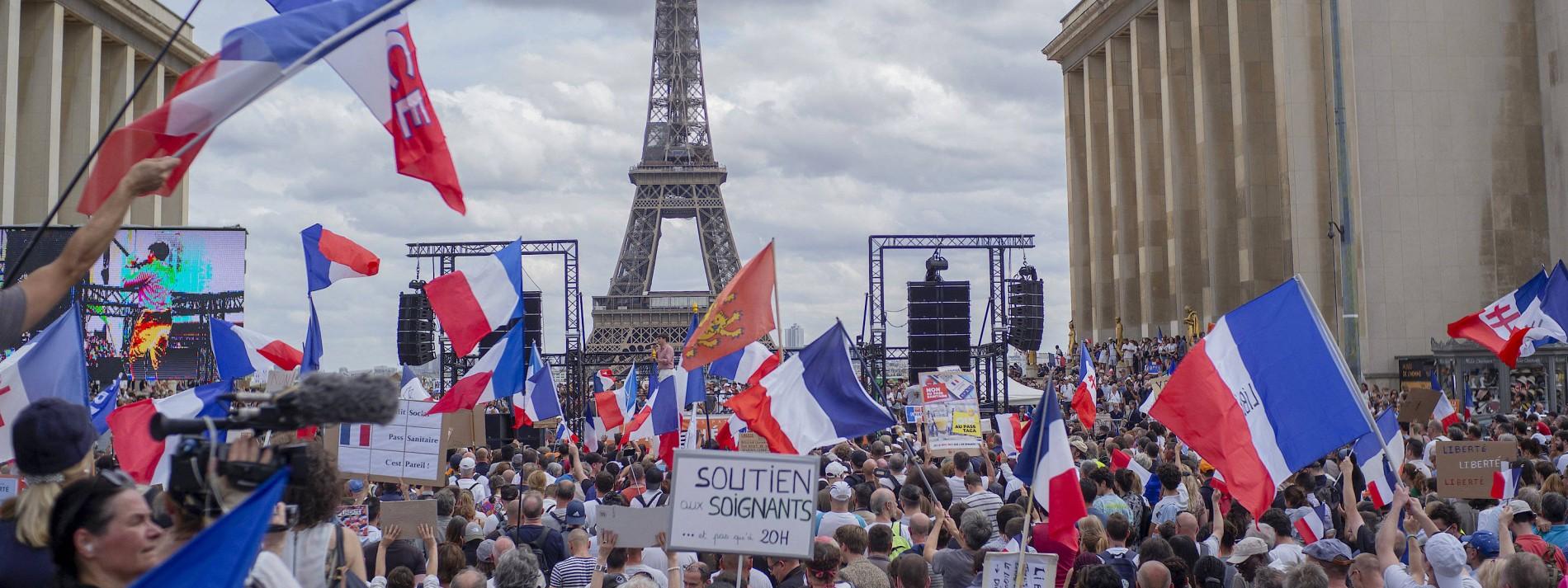 Wieso Frankreich auf der Impf-Überholspur ist