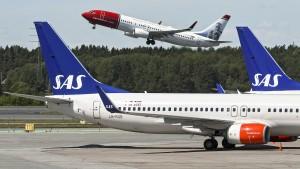 Norwegen steigt aus Fluglinie SAS aus